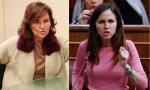 Las muy feministas Carmen Calvo e Ione Belarra.