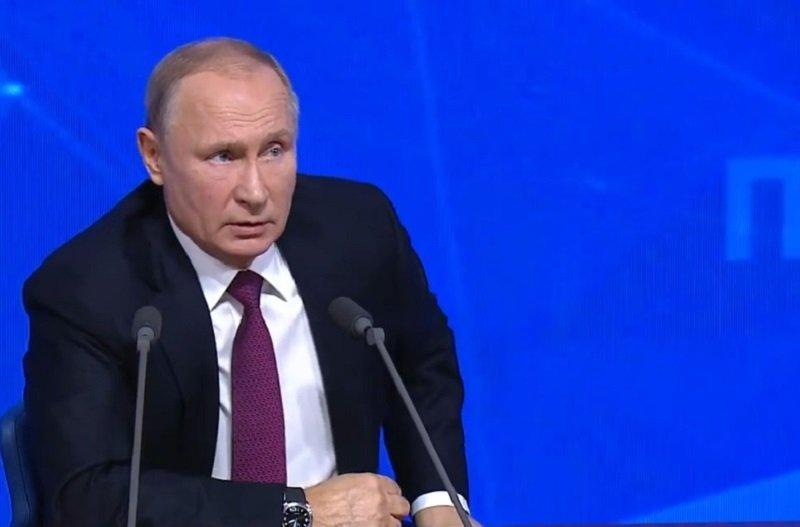 Rusia se le queda pequeña a Putin