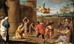 El martirio de San Esteban