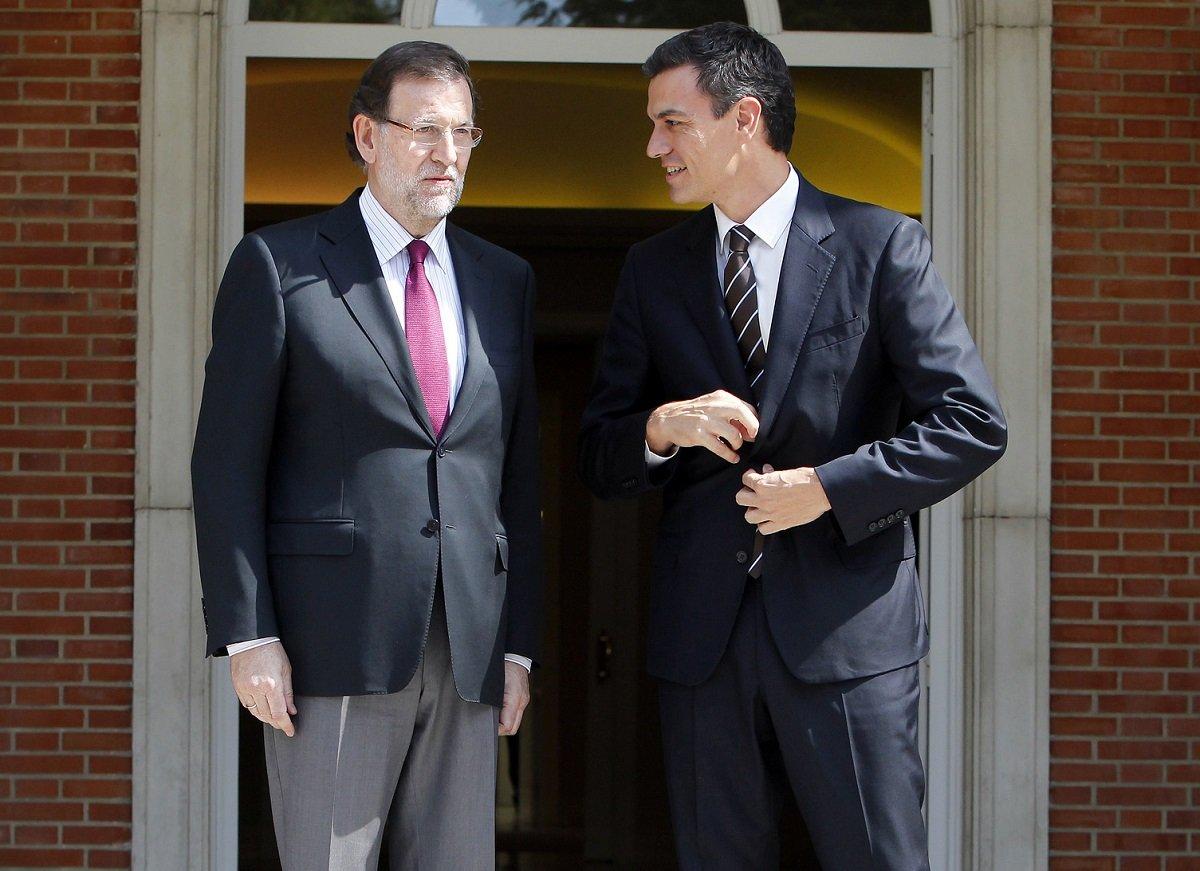 Sánchez cobrará 2.025 euros más que Rajoy