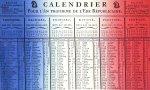 El calendario de la Revolución francesa fue ideado para eliminar el domingo