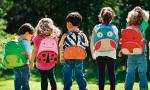 Niños en edad escolar