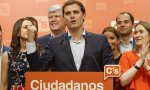 Albert Rivera, presidente de Cs, presumía de que iba a regenerar la vida democrática, pero la realidad es otra