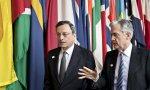 """Mario Draghi y Jerome Powell: """"los más poderosos"""""""