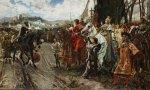 La rendición de Granada, Francisco Pradilla (1882)
