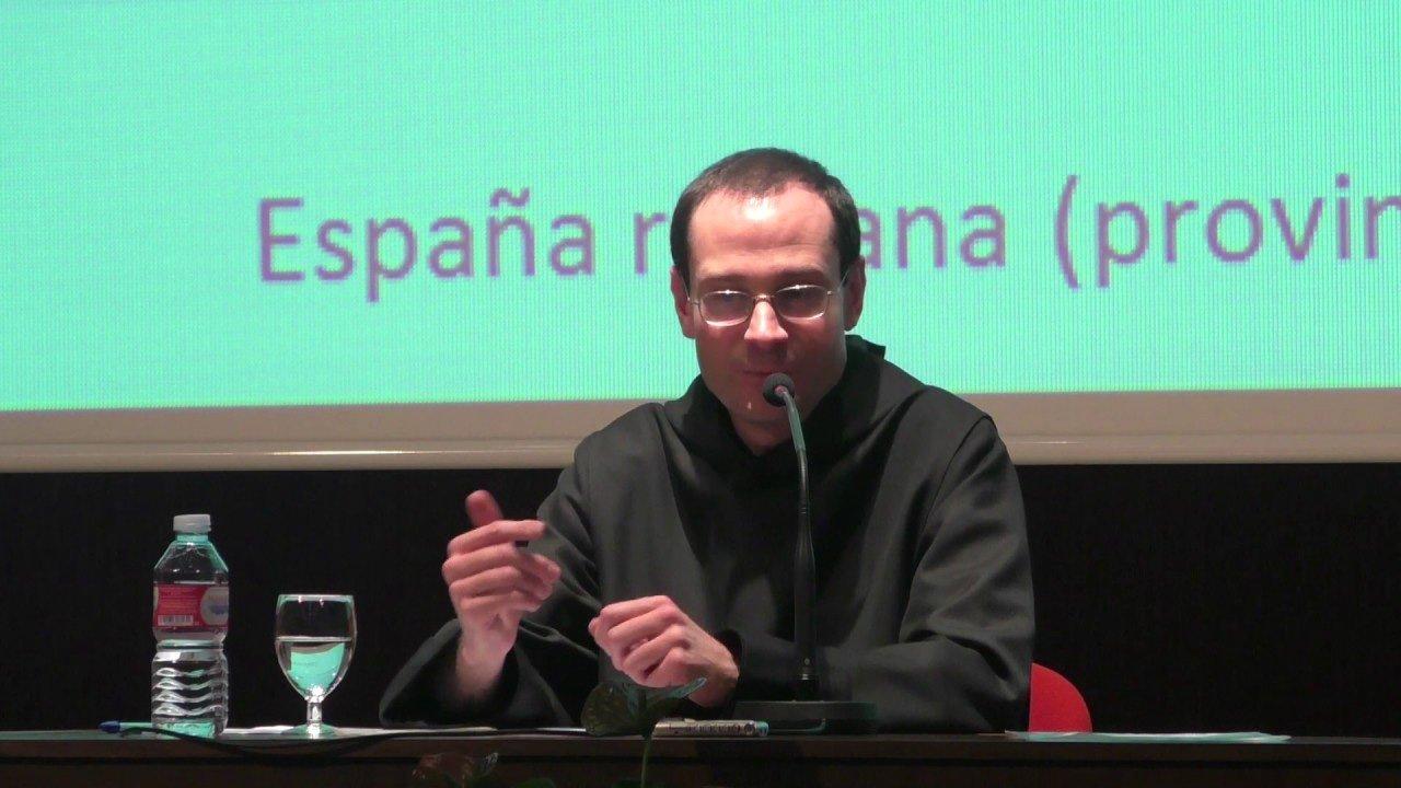 Santiago Cantera, prior de los benedictinos del Valle de los Caídos