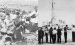 Alfonso XIII consagró España al Sagrado Corazón y años depués los milicianos 'fusilaron la imagen'