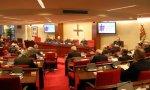 Asamblea Plenaria en la sede de la Conferencia Episcopal