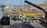 """""""Carretera del apartheid"""" en la Cisjordania ocupada"""