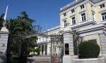 El Palacio del Marqués de Salamanca, además de la Fundación BBVA, alberga desde ahora el despacho y el gimnasio de FG