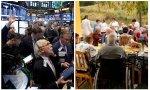 El problema del mundo es la especulación financiera, el de España, el envejecimiento