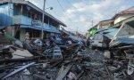 La erupción del volcán Anak Krakatau causó un tsunami que ha dejado un trágico balance de víctimas en Indonesia
