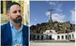 Santiago Abascal y el Valle de los Caídos