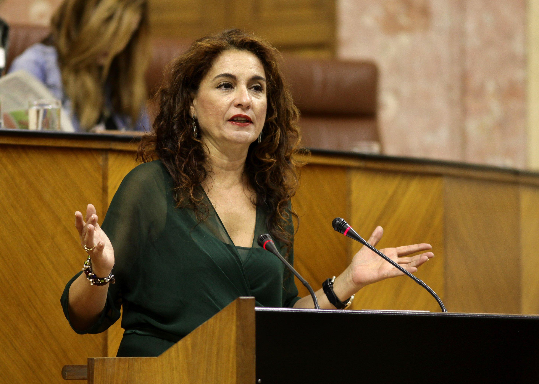 Esto es muy bueno: la ministra de Hacienda Montero exige un plan de ajuste a la Junta de Andalucía… ¡por el déficit que dejó ella!