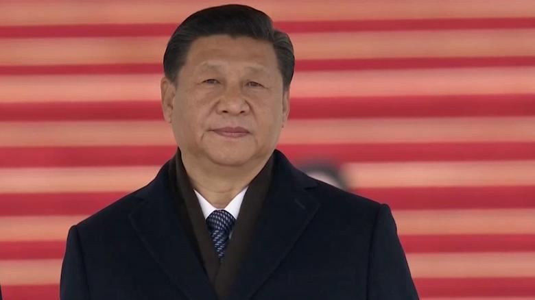 Xi jinping, presidente de China... y grandísimo tirano
