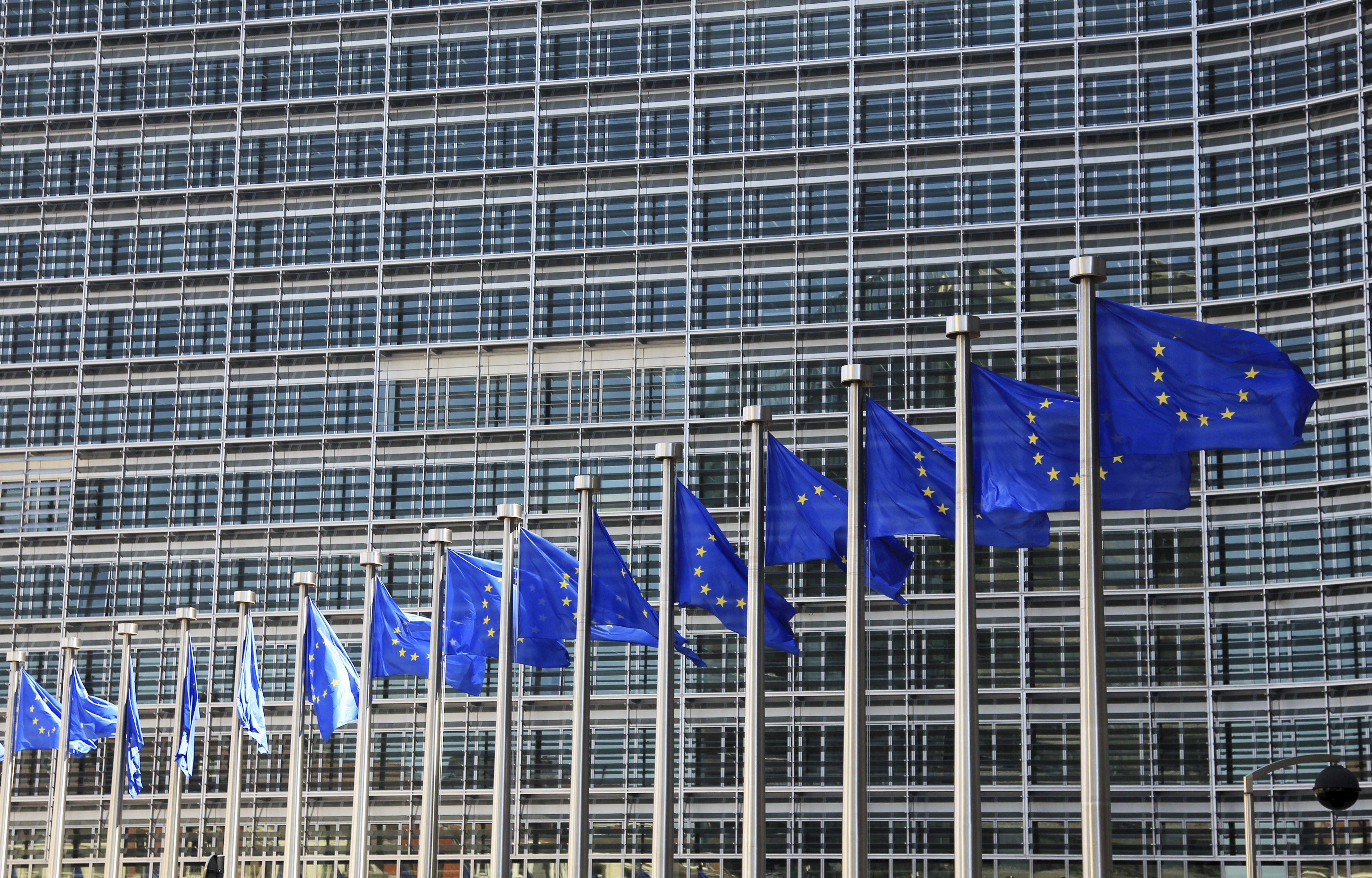 Una Europa que languidece. Eurostat: el PIB de la UE crece un 1,3% (una décima menos) y el de la zona euro se mantiene en el 1,2%