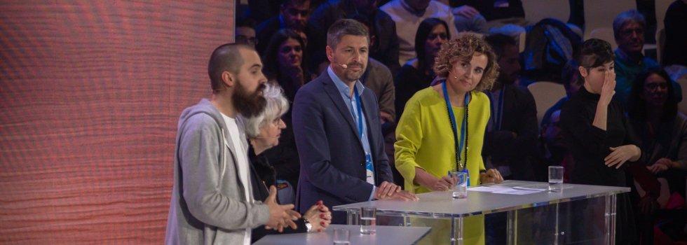 Jaume Vives, el hombre que incendió la Convención del PP