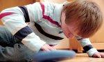 A las veinte semanas de gestación se le diagnosticó síndrome de Down y su madre decidió abortarlo