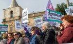 Escrache contra Vox en Andalucía, a las puertas del parlamento