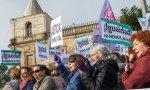 Feministas en una protesta