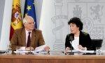 Consejo de Ministros del viernes 25