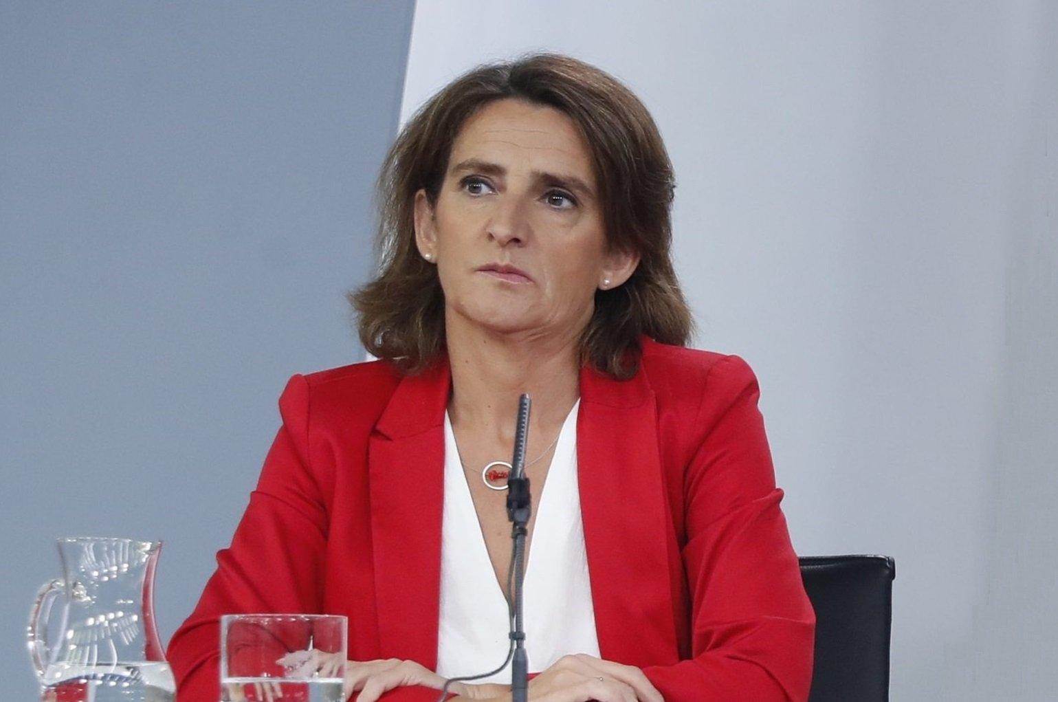 Teresa Ribera deberá dar más papel al gas, pese a que tampoco le gusta