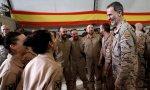 Felipe VI en Irak