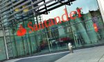 Sede del Banco Santander, en Boadilla del Monte (Madrid)