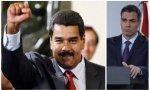 Venezuela. Sánchez hace el ridículo