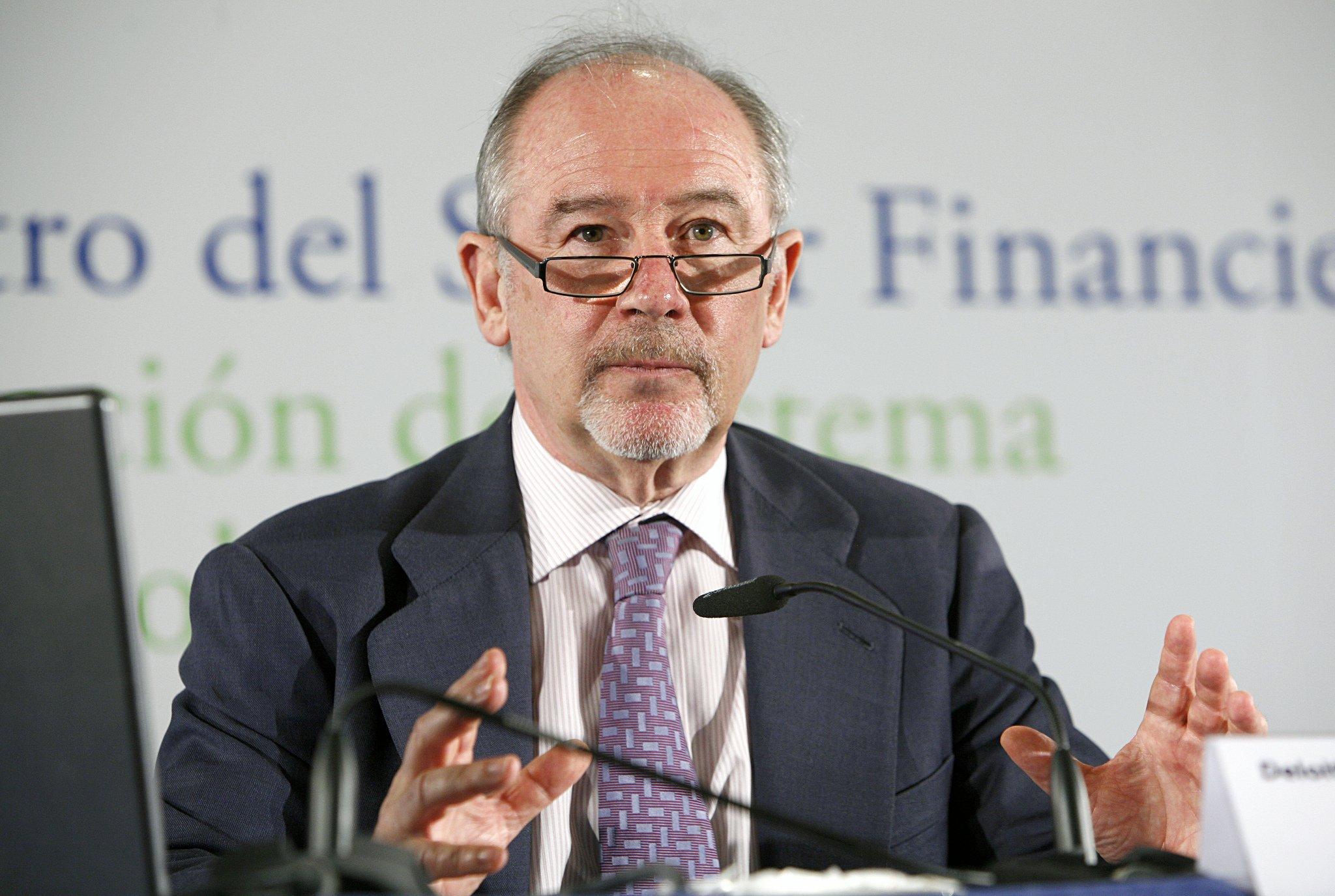 OPV Bankia. La defensa de Rato insiste: si los gestores son culpables, la CNMV también