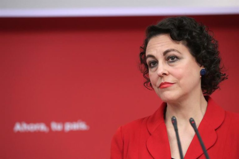 Magdalena Valerio subirá las pensiones con el IPC si gobierna el PSOE tras el 10N