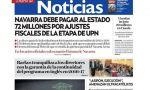 """Profanación en Pamplona. 'Diario de Noticias', condenado por mentir: los católicos no gritaron """"Asirón, ejecución"""""""