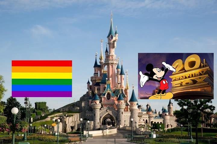 Disney abandera desde hace tiempo todo lo progre y hace negocio con ello