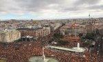 Ayer, los españoles manifestaron claramente su sentir