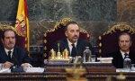 El juez Marchena preside el juicio