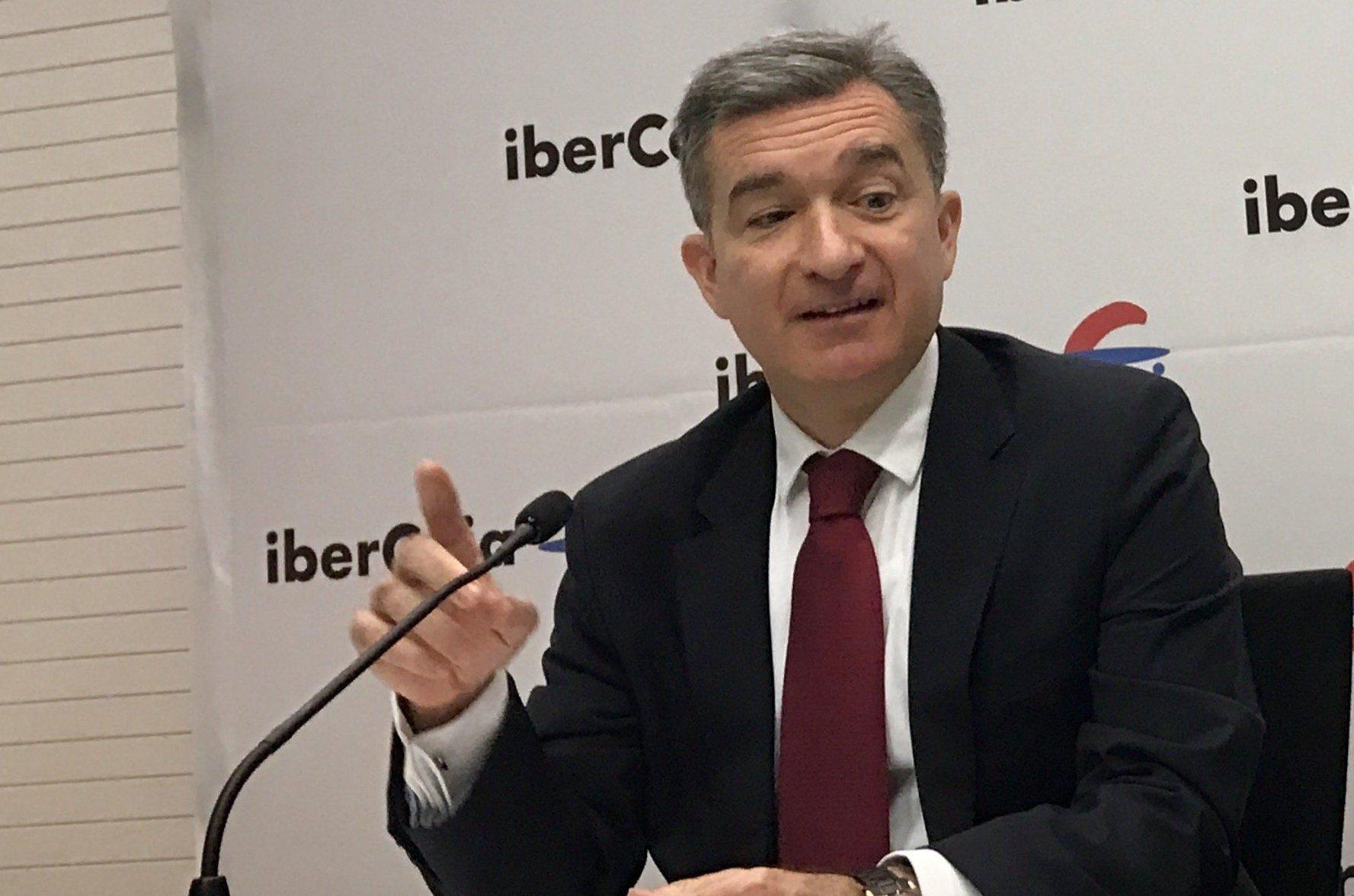 Víctor Iglesias, CEO de Ibercaja, ha convertido el banco en uno de los principales captadores de fondos de España