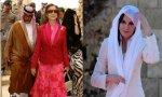 Dos reinas diferentes, también en los países árabes
