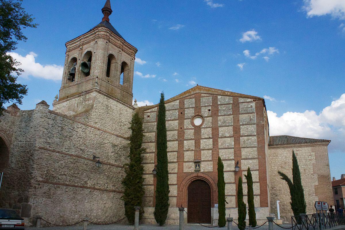 Iglesia de San Miguel de Olmedo