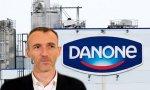 Emmanuel Faber, presidente y CEO de Danone, que ha visto como sus cifras se han visto afectadas por diversos efectos