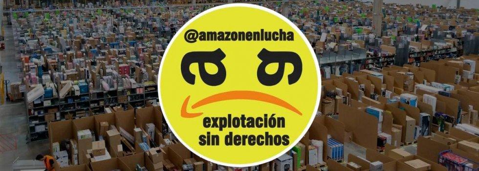 Los empleados del centro de San Fernando de Henares siguen en lucha contra Amazon... ¿se sumarán los de Illescas?