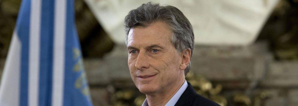 Argentina. Mauricio Macri