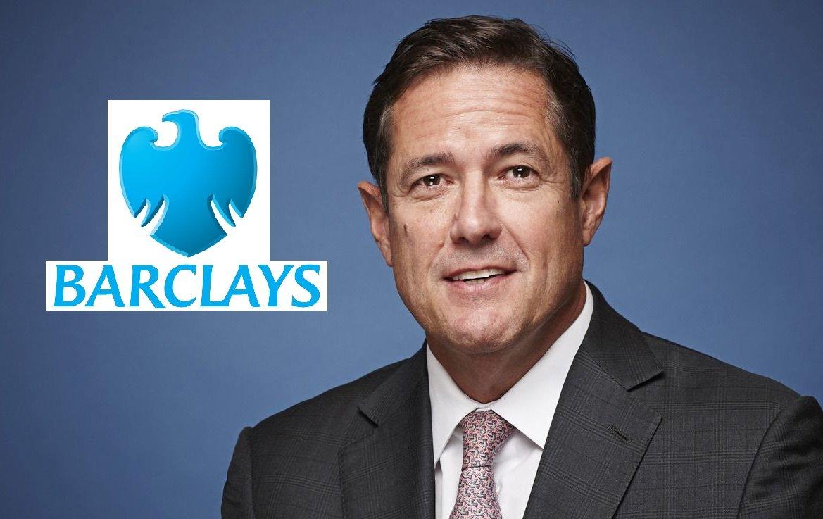 El CEO de Barclays, James E. Staley, prevé un 2020 aún más complicado