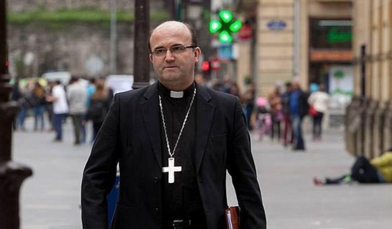 El obispo de San Sebastián, José Ignacio Munilla, habla claro