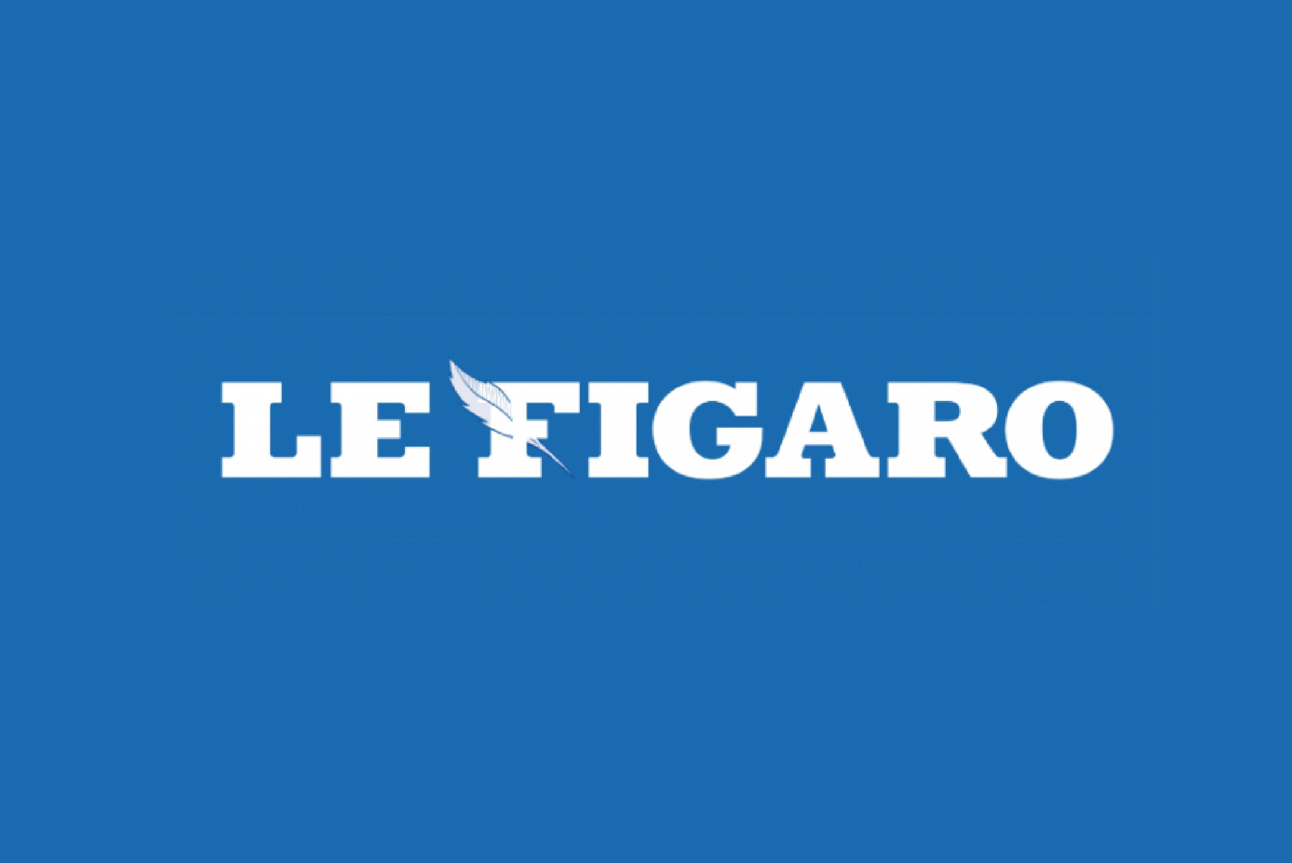 Logotipo del francés Le Figaro
