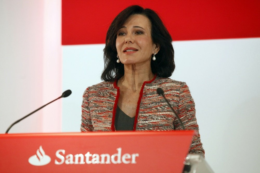 Ana Botín es, por ahora, la directiva mejor pagada de España