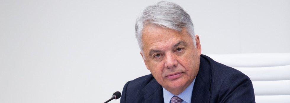 Ignacio Garralda no volverá al Consejo de Caixabank, tras la fusión con Bankia, aunque Mutua tenga el 2,2% del capital