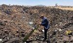 avión estrellado de Ethiopian Airlines