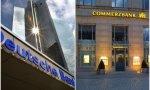 Deustche bank-Commerzbank