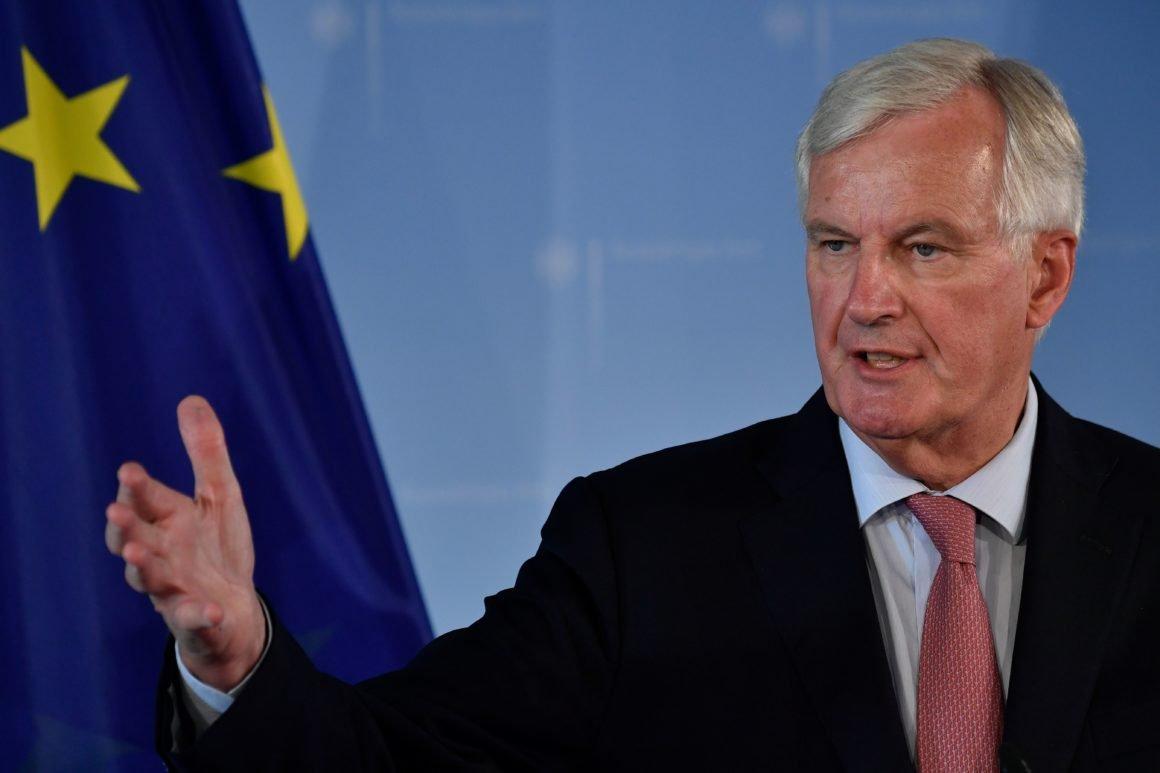 Michel Barnier, negociador jefe de la Unión Europea para el Brexit