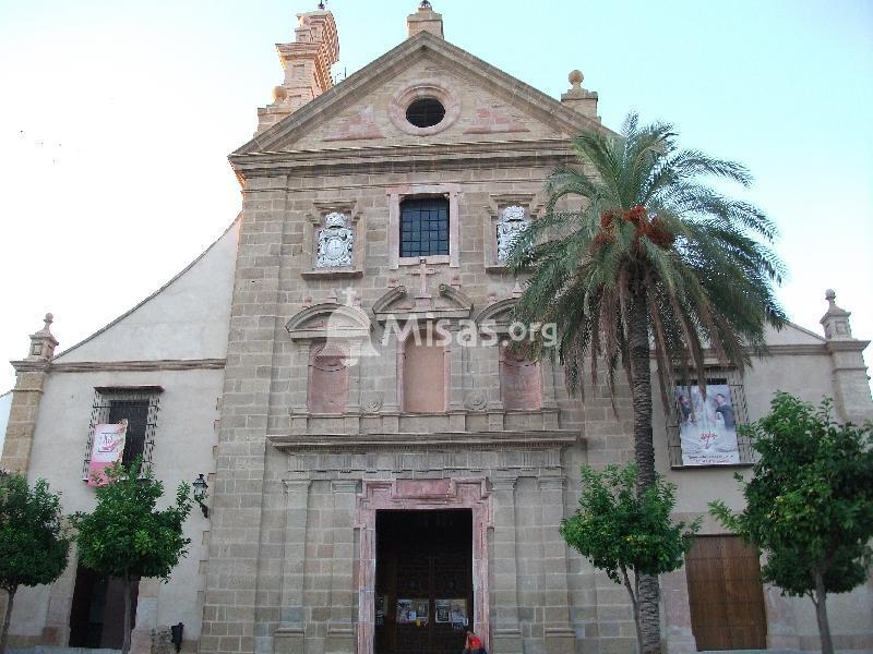 Iglesia de la Trinidad en Antequera